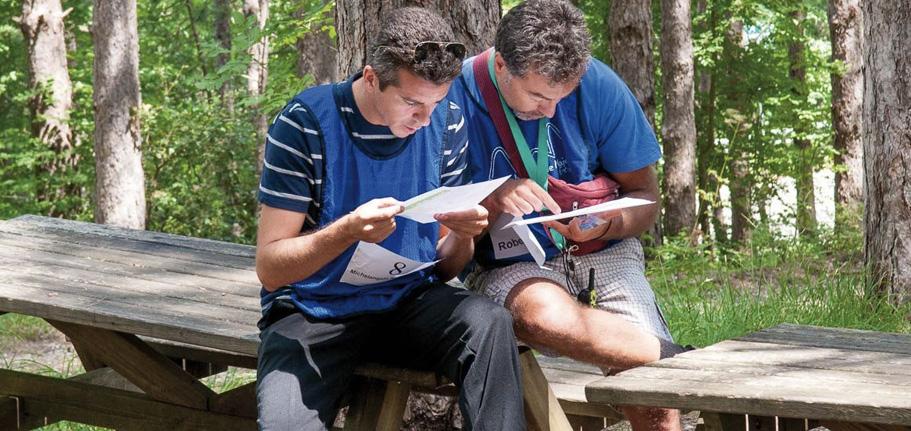 Team Building - Orienteering - Consulgroup
