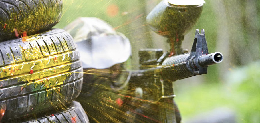 Team Building - Paintball - Consulgroup