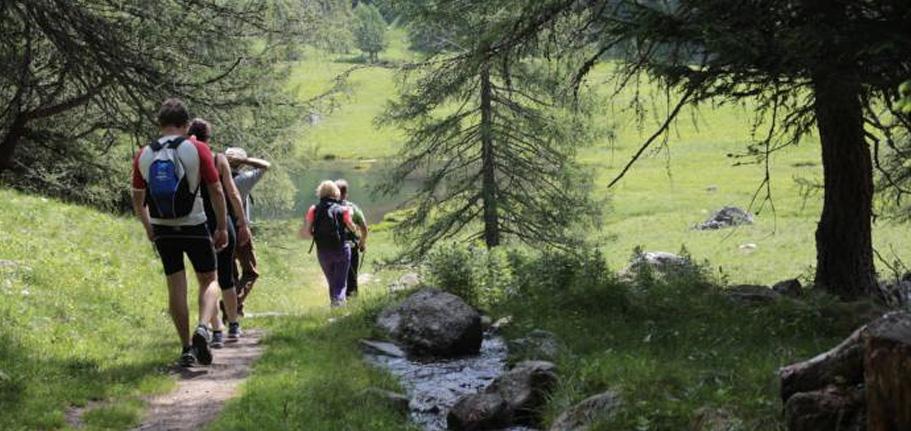 Team Building - Trekking - Consulgroup